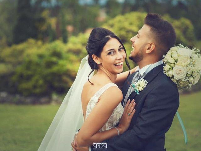 Il matrimonio di Federico  e Jessica  a Pombia, Novara 1