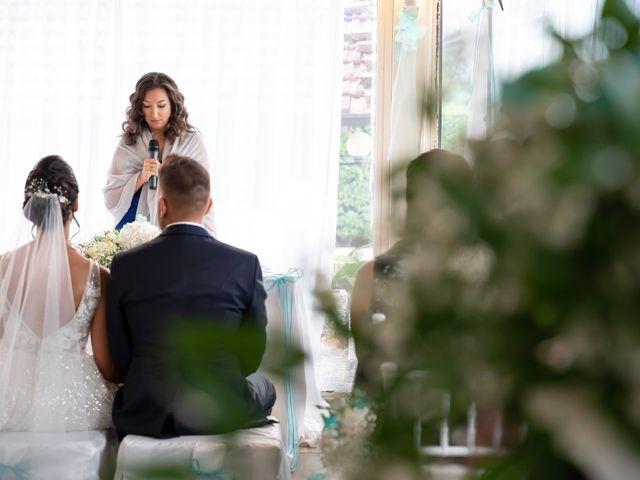 Il matrimonio di Federico  e Jessica  a Pombia, Novara 5