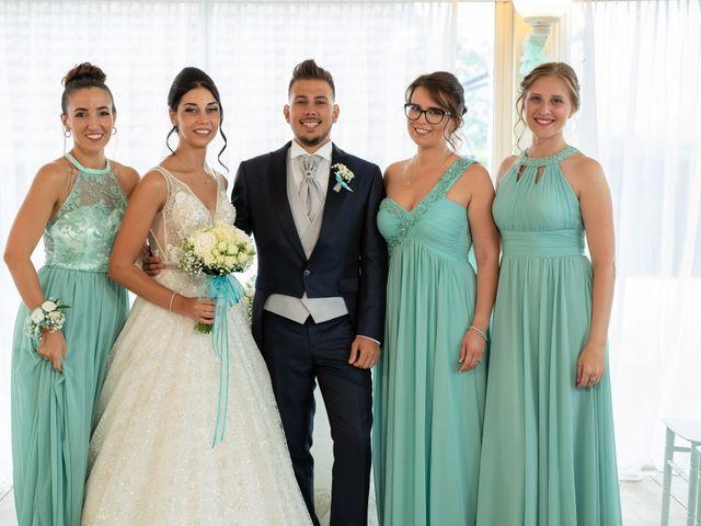 Il matrimonio di Federico  e Jessica  a Pombia, Novara 6