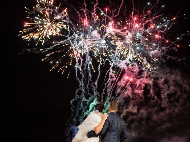 Il matrimonio di Federico  e Jessica  a Pombia, Novara 9