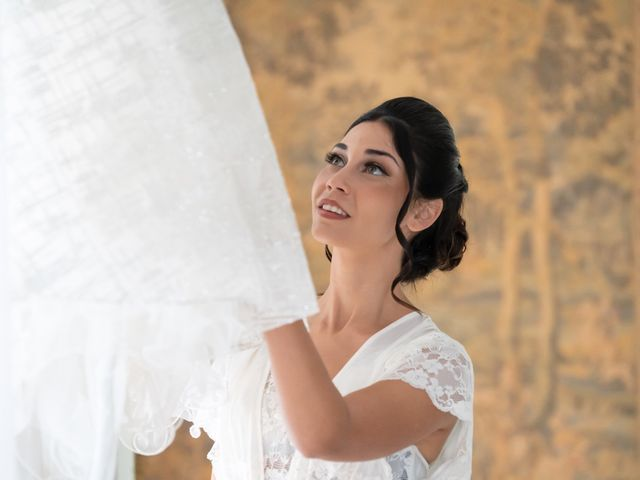 Il matrimonio di Federico  e Jessica  a Pombia, Novara 11