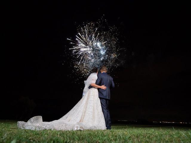 Il matrimonio di Federico  e Jessica  a Pombia, Novara 15