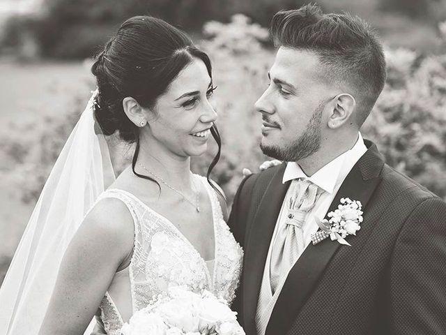 Il matrimonio di Federico  e Jessica  a Pombia, Novara 25