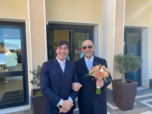 Il matrimonio di Angela Maria  e Antonio  a Nicolosi, Catania 14