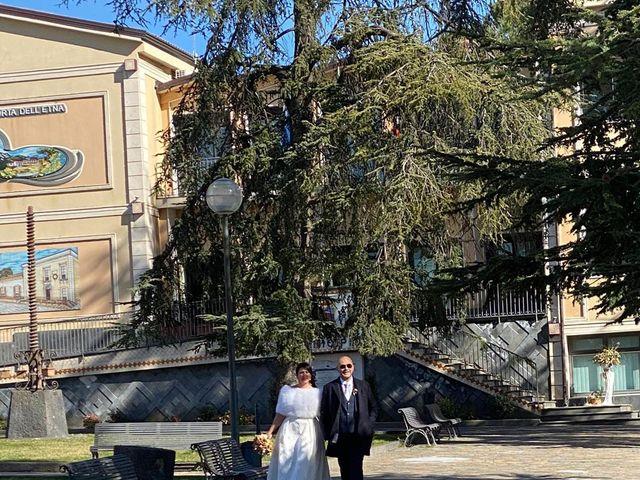 Il matrimonio di Angela Maria  e Antonio  a Nicolosi, Catania 16