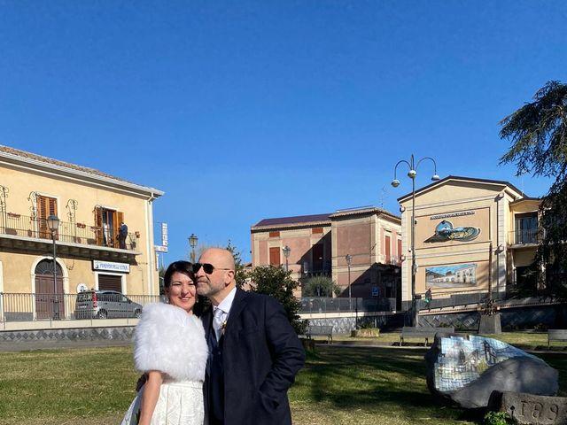 Il matrimonio di Angela Maria  e Antonio  a Nicolosi, Catania 17