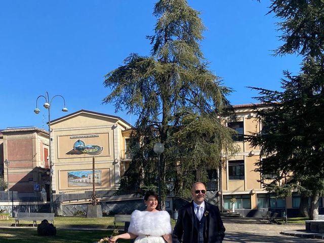 Il matrimonio di Angela Maria  e Antonio  a Nicolosi, Catania 18