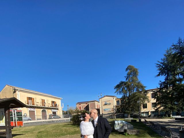 Il matrimonio di Angela Maria  e Antonio  a Nicolosi, Catania 19