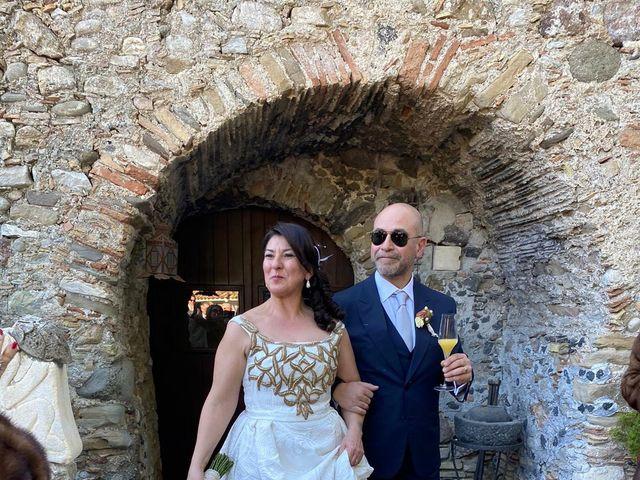 Il matrimonio di Angela Maria  e Antonio  a Nicolosi, Catania 20