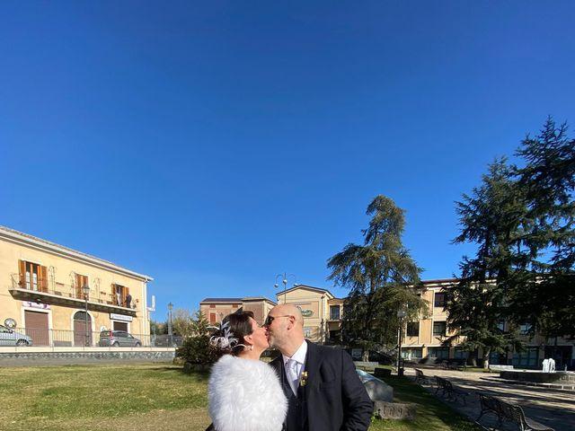 Il matrimonio di Angela Maria  e Antonio  a Nicolosi, Catania 21