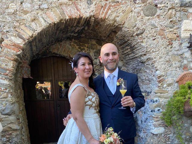 Il matrimonio di Angela Maria  e Antonio  a Nicolosi, Catania 23