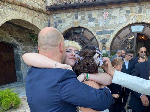 Il matrimonio di Angela Maria  e Antonio  a Nicolosi, Catania 24