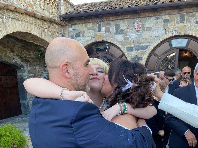 Il matrimonio di Angela Maria  e Antonio  a Nicolosi, Catania 26