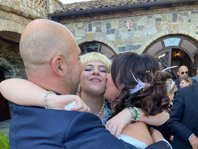 Il matrimonio di Angela Maria  e Antonio  a Nicolosi, Catania 27