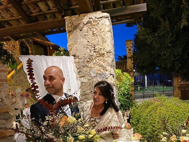 Il matrimonio di Angela Maria  e Antonio  a Nicolosi, Catania 28