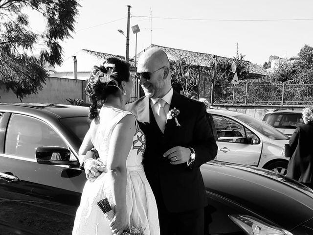 Il matrimonio di Angela Maria  e Antonio  a Nicolosi, Catania 29