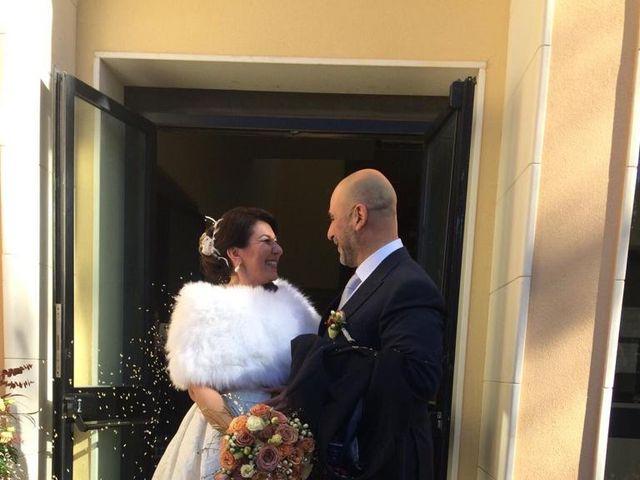 Il matrimonio di Angela Maria  e Antonio  a Nicolosi, Catania 32