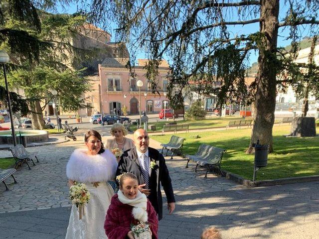 Il matrimonio di Angela Maria  e Antonio  a Nicolosi, Catania 33