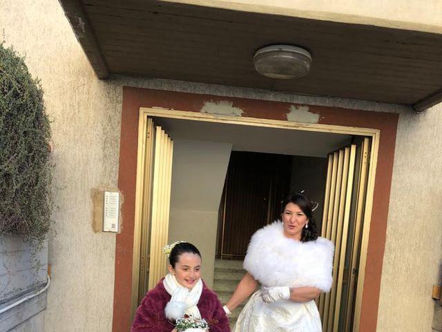 Il matrimonio di Angela Maria  e Antonio  a Nicolosi, Catania 35