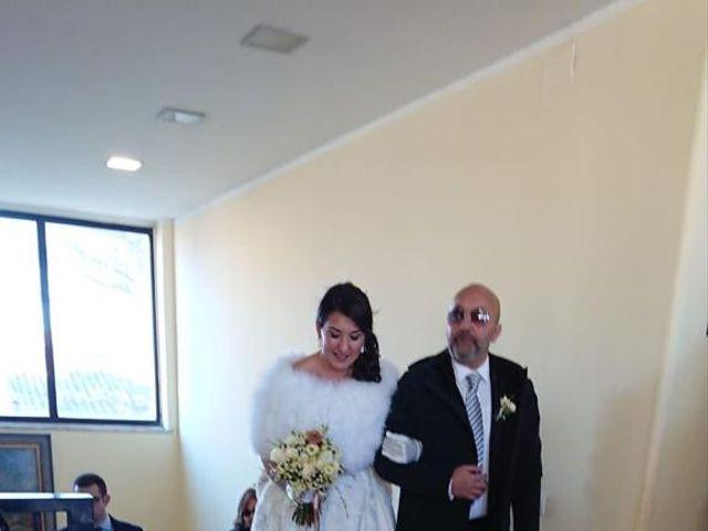 Il matrimonio di Angela Maria  e Antonio  a Nicolosi, Catania 38