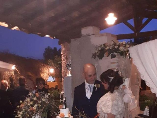 Il matrimonio di Angela Maria  e Antonio  a Nicolosi, Catania 41