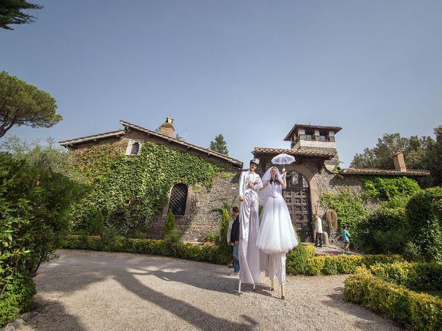 Il matrimonio di Denise e Marco a Roma, Roma 4