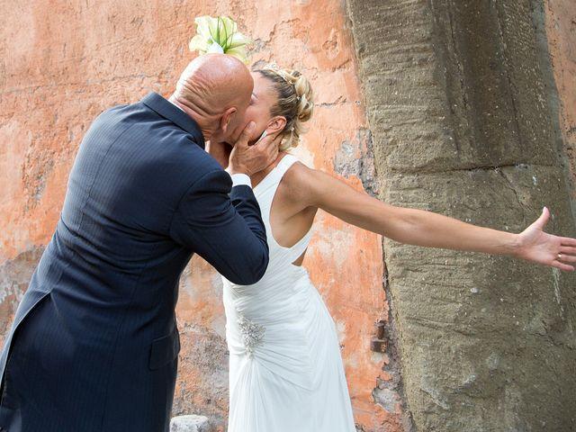 Il matrimonio di Denise e Marco a Roma, Roma 1