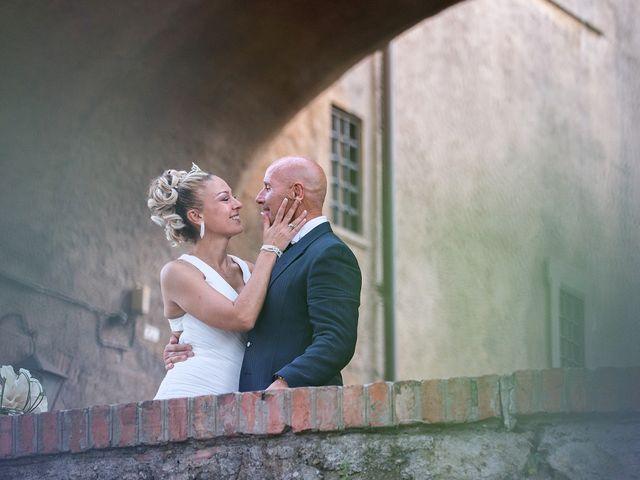 Il matrimonio di Denise e Marco a Roma, Roma 19
