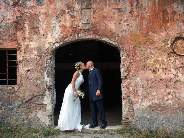 Il matrimonio di Denise e Marco a Roma, Roma 22