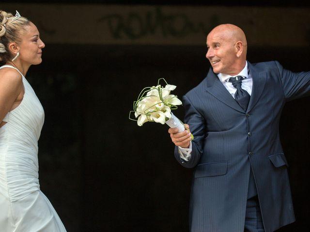 Il matrimonio di Denise e Marco a Roma, Roma 23