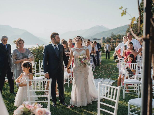 Il matrimonio di Enrico e Tatiana a Verbania, Verbania 33