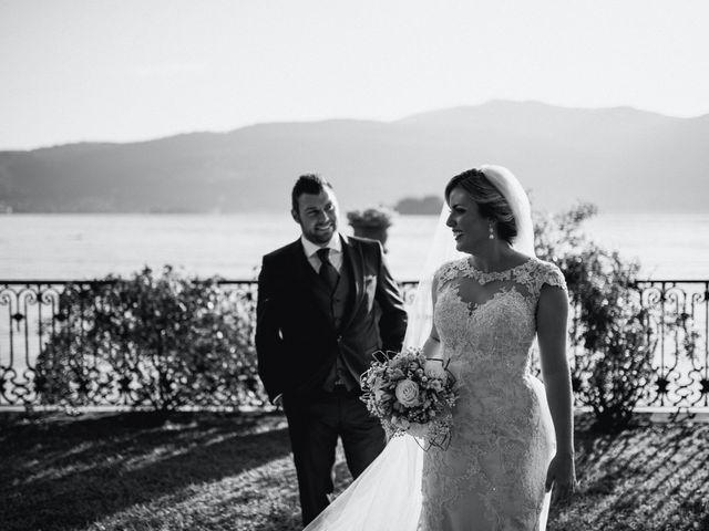Il matrimonio di Enrico e Tatiana a Verbania, Verbania 47