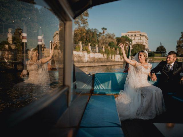 Il matrimonio di Enrico e Tatiana a Verbania, Verbania 48