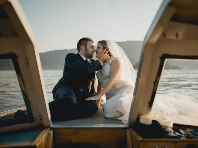 Il matrimonio di Enrico e Tatiana a Verbania, Verbania 49