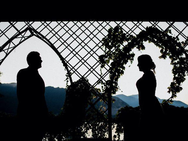 Il matrimonio di Enrico e Tatiana a Verbania, Verbania 56