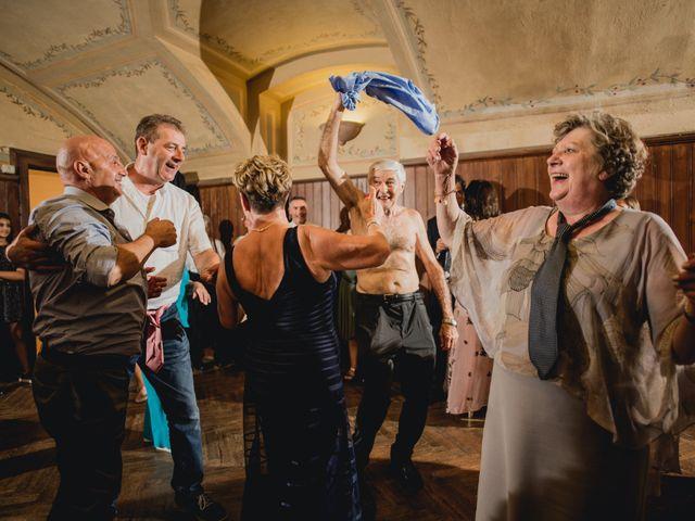 Il matrimonio di Enrico e Tatiana a Verbania, Verbania 80