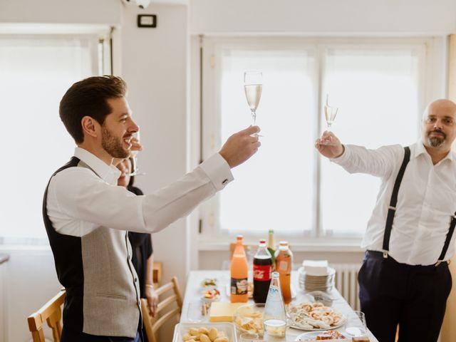 Il matrimonio di Walter e Erika a Trento, Trento 13