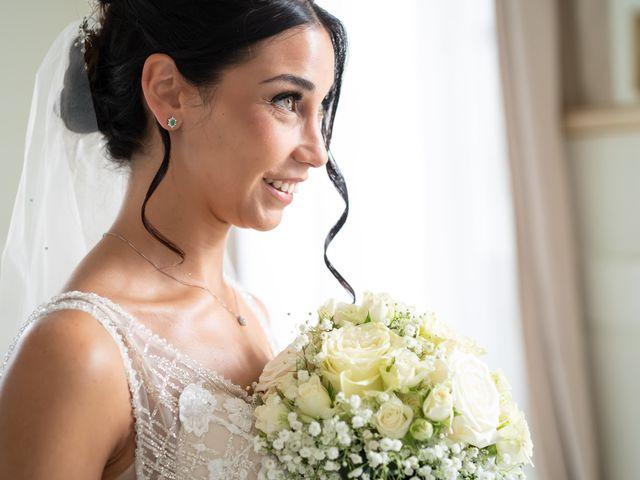 Il matrimonio di Federico  e Jessica  a Pombia, Novara 33