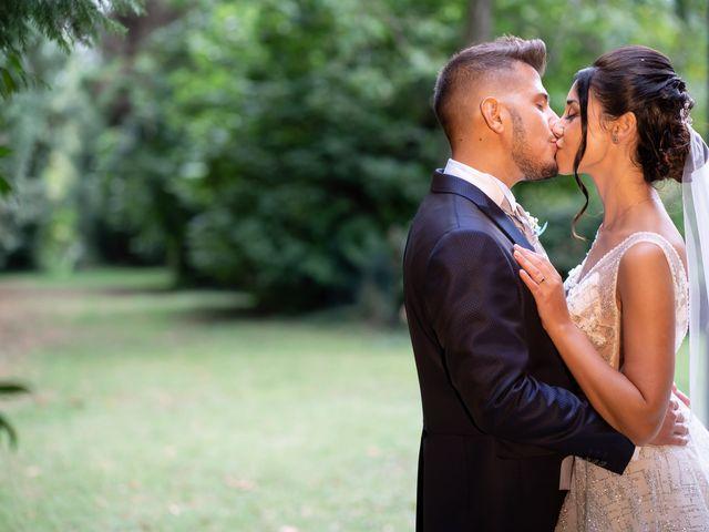 Il matrimonio di Federico  e Jessica  a Pombia, Novara 36