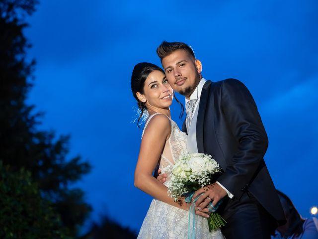 Il matrimonio di Federico  e Jessica  a Pombia, Novara 39