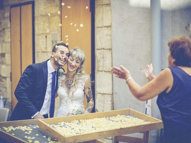 le nozze di Gianvito e Valentina