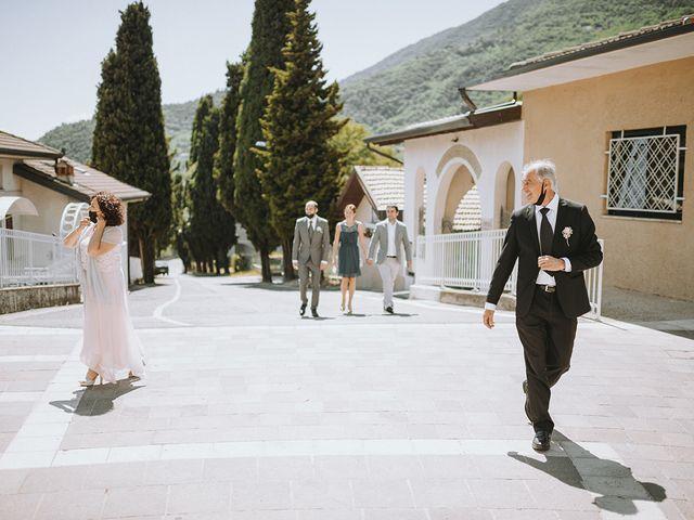 Il matrimonio di Francesco e Miriam a Roè Volciano, Brescia 10