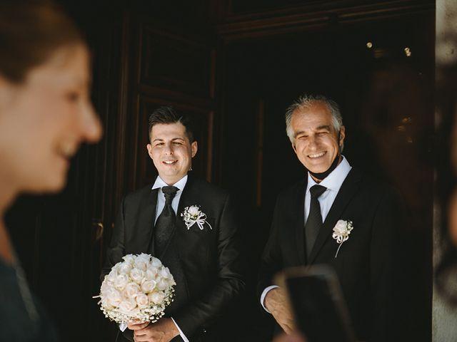 Il matrimonio di Francesco e Miriam a Roè Volciano, Brescia 12