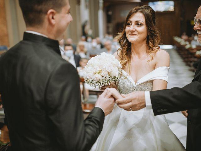 Il matrimonio di Francesco e Miriam a Roè Volciano, Brescia 15