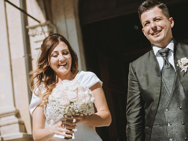 Il matrimonio di Francesco e Miriam a Roè Volciano, Brescia 19