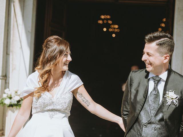 Il matrimonio di Francesco e Miriam a Roè Volciano, Brescia 20