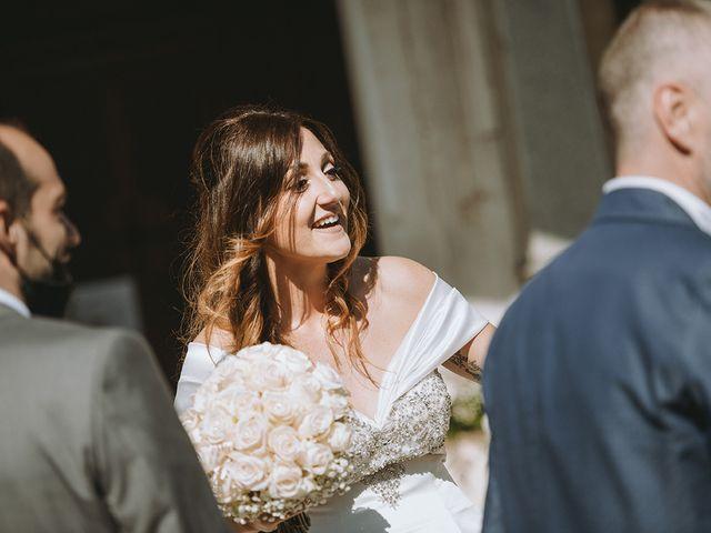Il matrimonio di Francesco e Miriam a Roè Volciano, Brescia 22