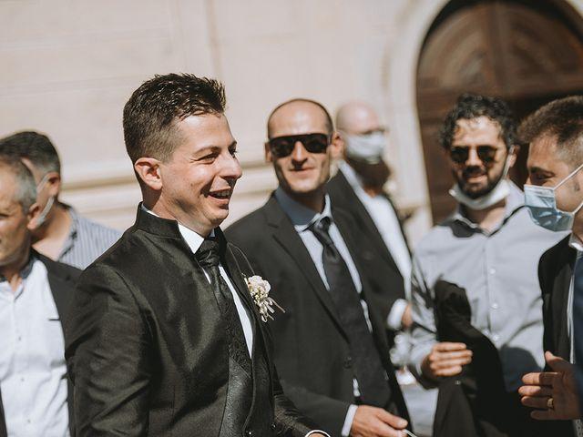 Il matrimonio di Francesco e Miriam a Roè Volciano, Brescia 23