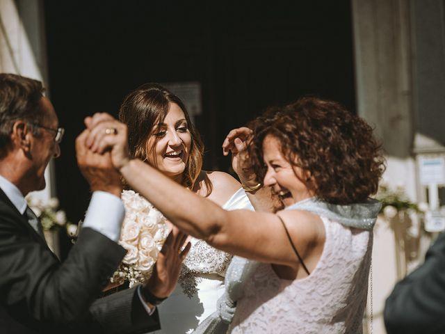 Il matrimonio di Francesco e Miriam a Roè Volciano, Brescia 24