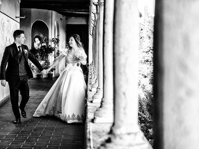 Il matrimonio di Francesco e Miriam a Roè Volciano, Brescia 26